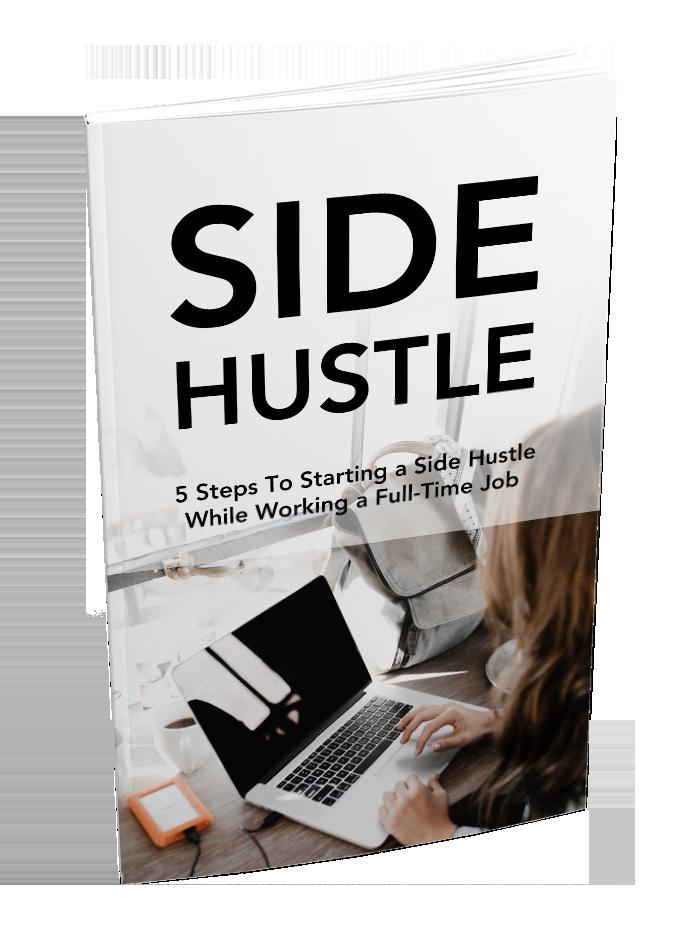 SIM Side Hustle - 5 Steps To Starting a Side Hustle