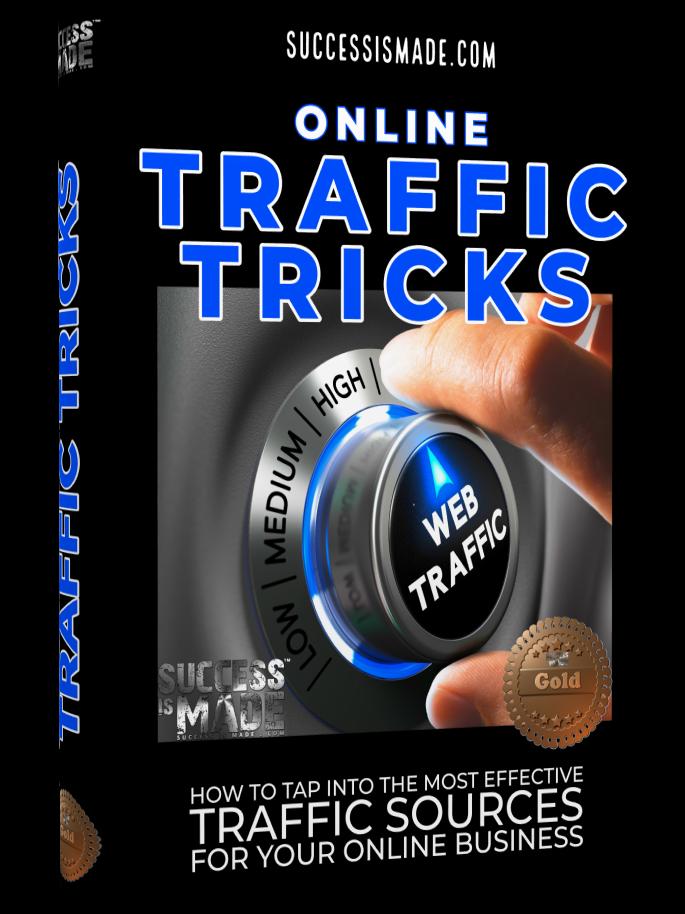 SIM Traffic Tricks book