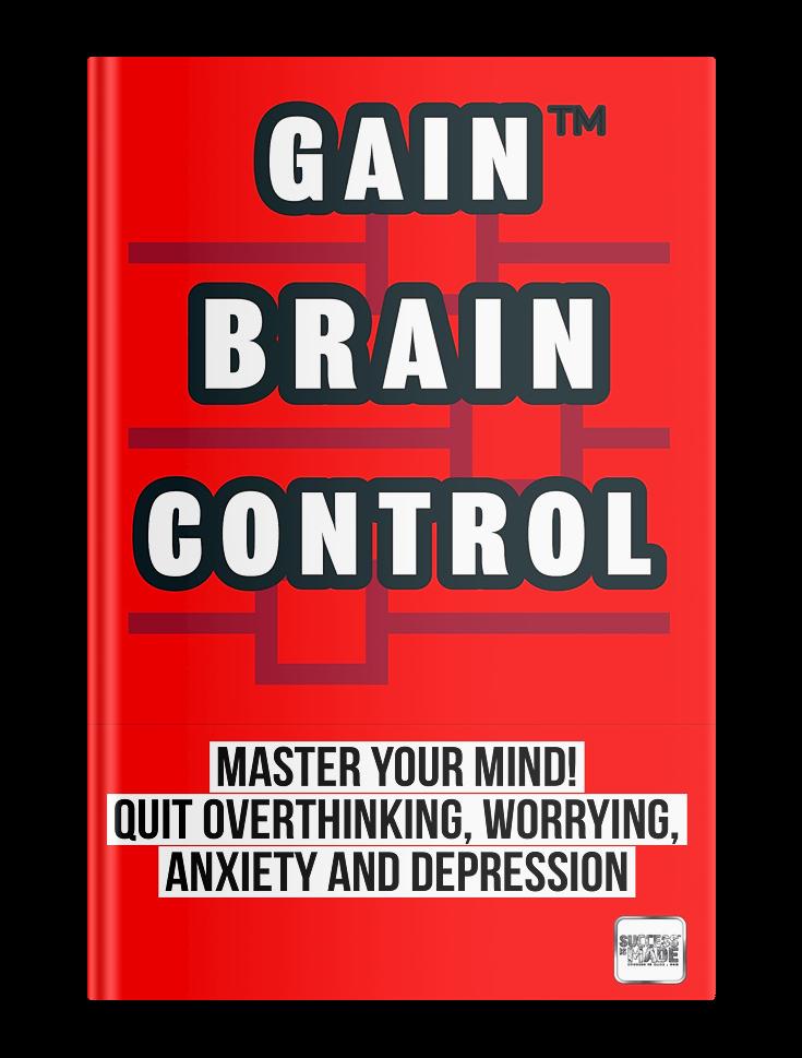 Gain Brain Control book