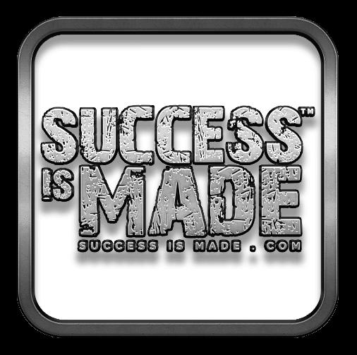 Success is Made.com Registered Logo