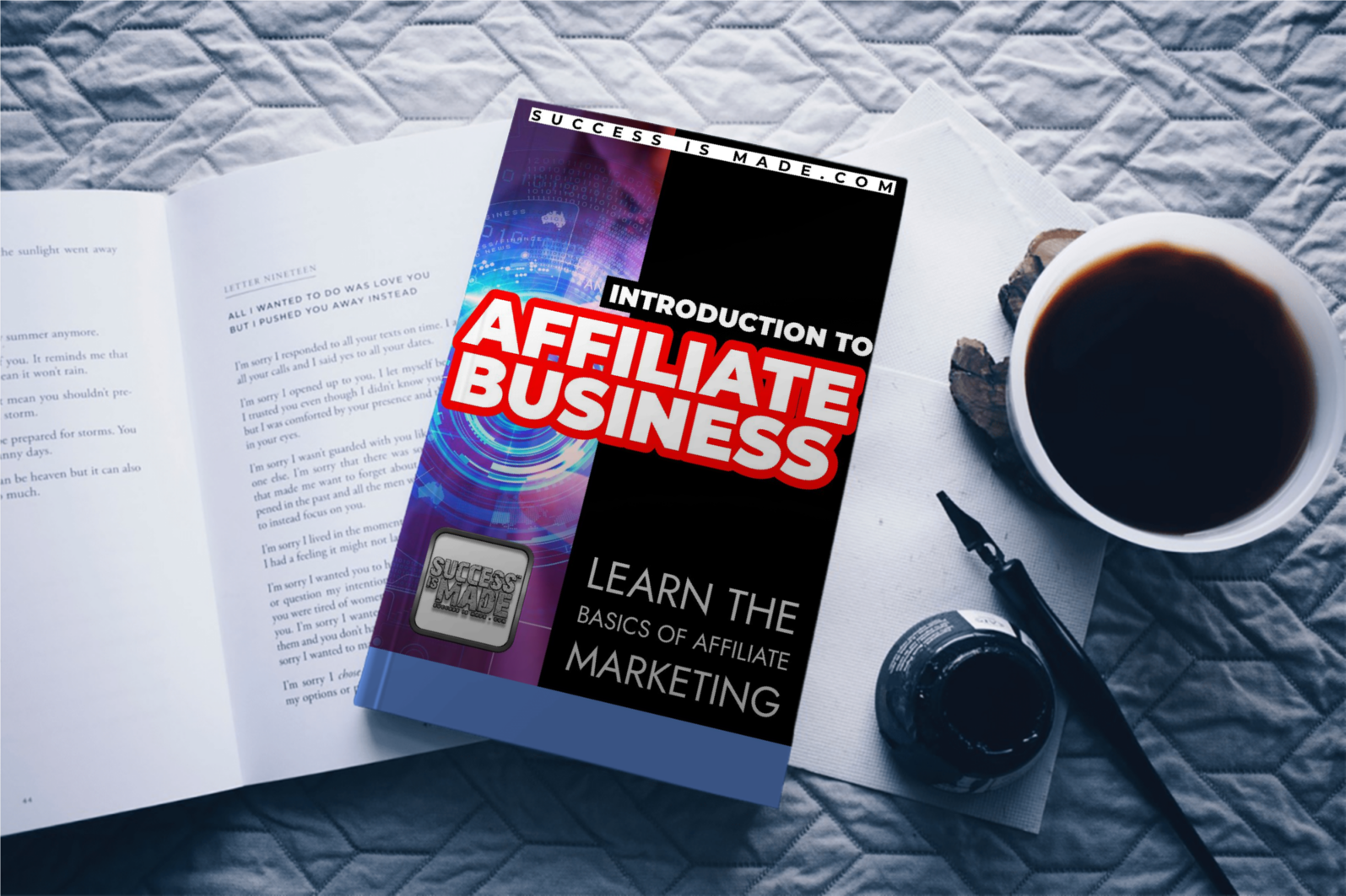 SIM Introduction to Affiliate Business eBook 1